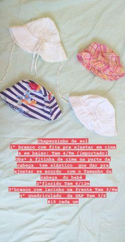 Desapeguinho de verão  bebê menina - Foto 2