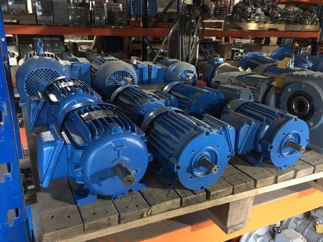 Motor elétrico 3 cv trifásico 1755 rpm
