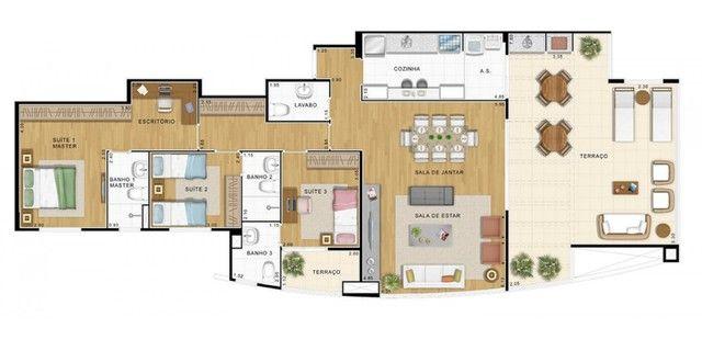 Apartamento Alto Padrão Em Bauru - Foto 3