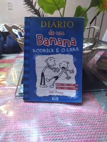 Coleção diário de um banana - Foto 3