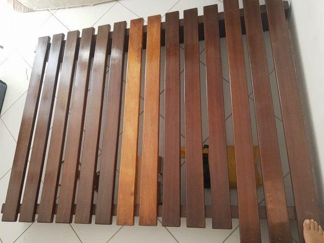 Cama japonesa em madeira de lei // menor preço // - Foto 3