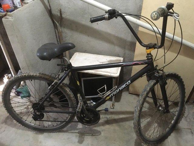 Bicicleta aro 29 quadro em alumínio