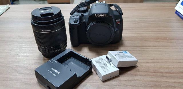 Câmera Canon T5i - Foto 2