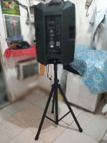Vendo caixa de som FRAHM 800w de potência - Foto 2