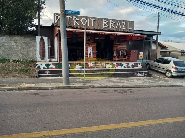 TERRENO à venda com 420m² por R$ 550.000,00 no bairro Tatuquara - CURITIBA / PR - Foto 2