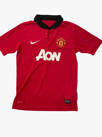 Camisa do manchester united 2013/2014 - Foto 2