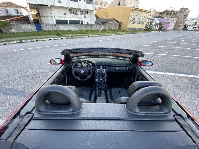 Mercedes SLK 230 - mecânica- vermelha - 1996/1997 - Foto 15