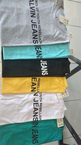 Camisas diversas marcas. - Foto 5