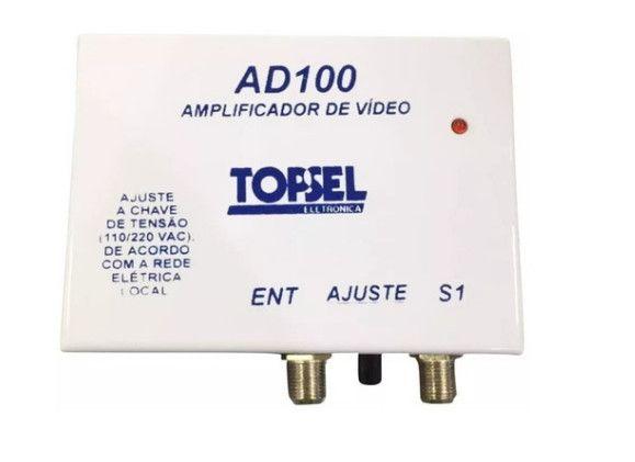 Amplificador De Vídeo Ad100