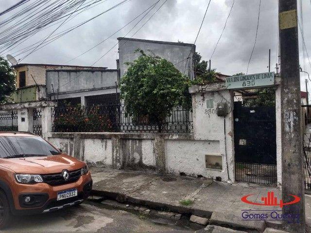 6 Kitnet + Casa a venda, 622 m² por R$ 850.000 - Montese - Fortaleza/CE - Foto 2