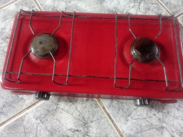 Mini Fogao 2 bocas! 40$ para vender logo - Foto 2