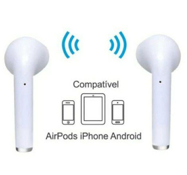 Fone de ouvido Bluetooth sem  fio I11 tws - Foto 2