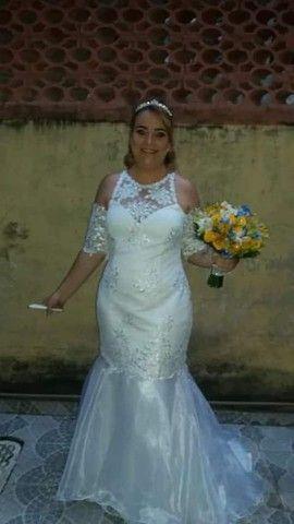 Vestido de casamento - Foto 3