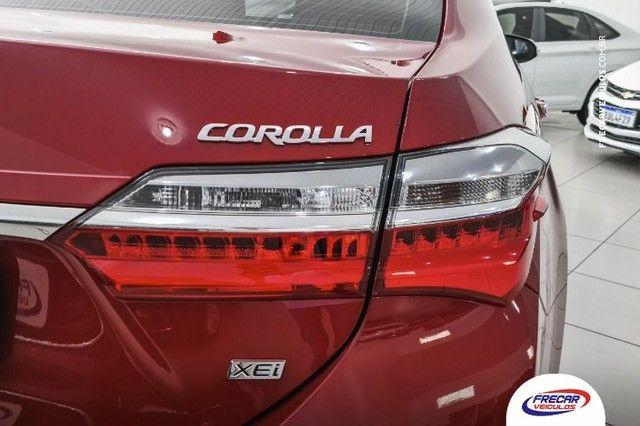 Corolla Xei 2.0 Flex Aut. **apenas 25.676 mkm** - Foto 8