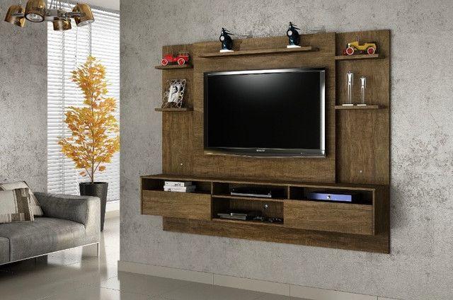 Home Suspenso P/ TV ate  60? com LED !!! - Foto 2