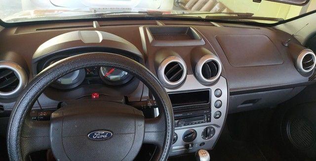 Oportunidade, R$ 2500 abaixo da tabela para vender rápido,  Fiesta sedan 1.6 Flex completo - Foto 2