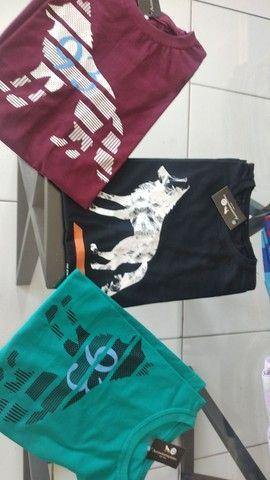 Camisas diversas marcas. - Foto 3