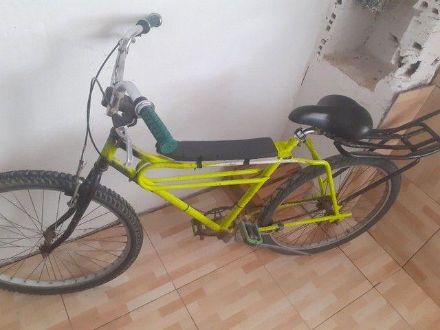 Uma bike filé para vender logo é só chamar no Zap *