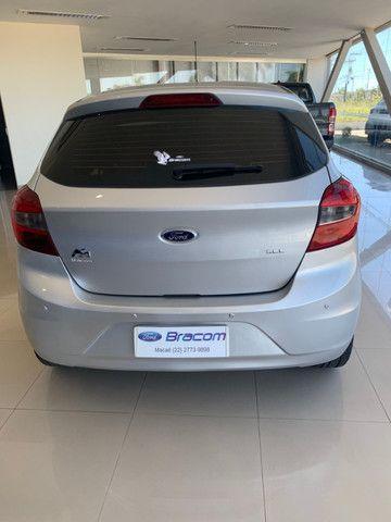Ford Ka 1.0 SEL c/ GNV - 2016 - Foto 5