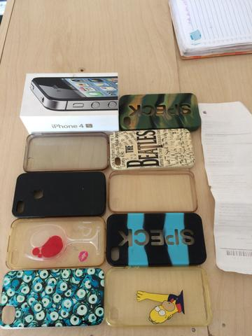 V/t IPhone 4s 16G