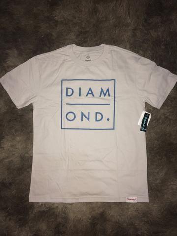 Camiseta Diamond Supply