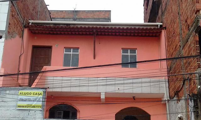 Alugo 1 andar agua/luz individual Novo Horizonte /Sussuarana