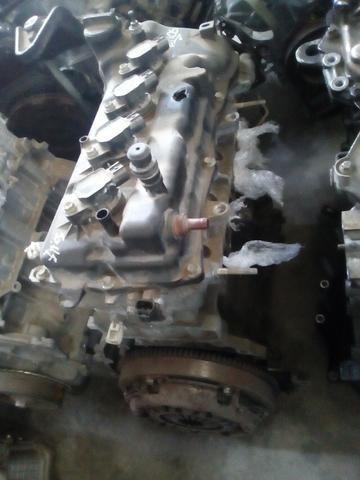 Motor parcial Toyota Etios 1.5 a base de troca