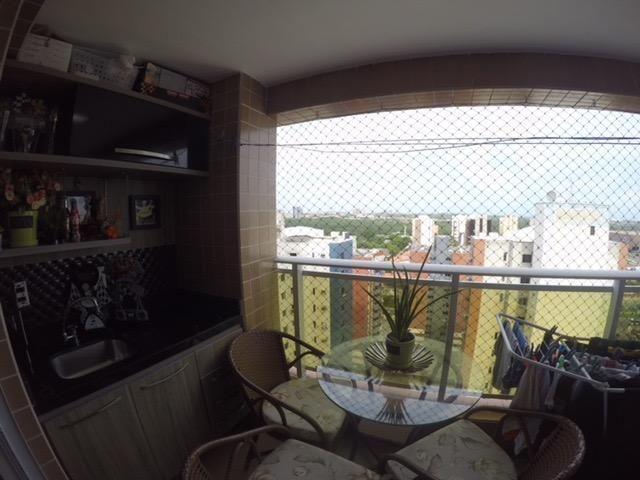 Fioreto no Guararapes 70m Nascente. Andar alto. vista definitiva! porteira fechada! - Foto 8