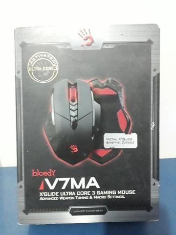 Mouse Bloody V7MA (Macro) - Computadores e acessórios
