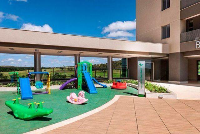 2 qtos 70m² no Plano Piloto no melhor condomínio fechado a partir de R 249 mil