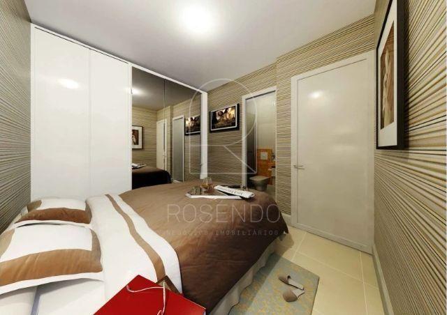 Apartamento 2 quartos novo no São Jorge