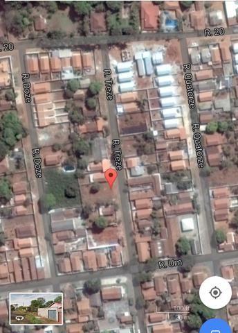 Lote em Goianira 600 m²