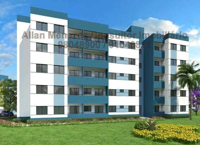 Park View Apartamento Pronto para morar-entrada(use o fgts)-Aracaju Prox a fanese