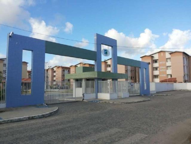 Condomínio Residencial dos Pássaros 2/4 Varanda / Reformado / Sombra / no Marcos Freire2