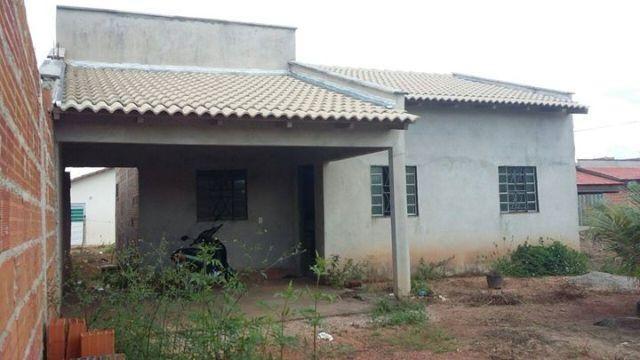 Casa no Nova Fronteira
