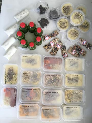 Kit Fit saudáveis! 200 reais
