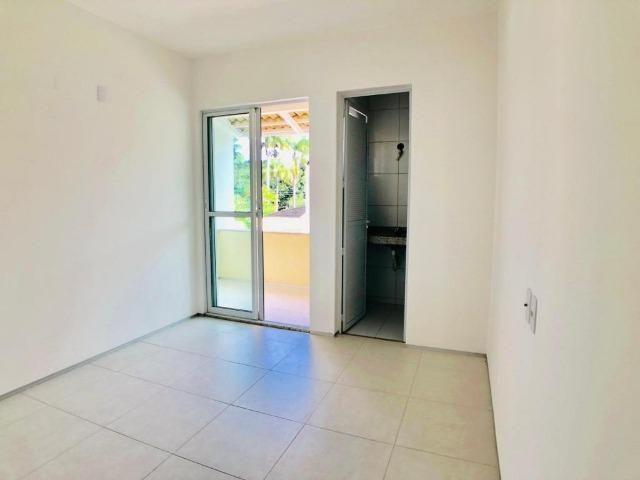 Casa em Condomínio no Bairro Lagoa Redonda - 96m² - 3 Quartos - 2 Vagas (CA0858) - Foto 2