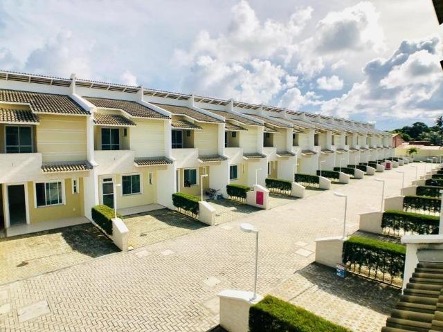 Casa em Condomínio no Bairro Lagoa Redonda - 96m² - 3 Quartos - 2 Vagas (CA0858)