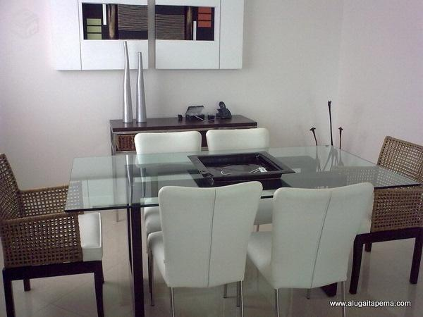 Apartamento 3 Quartos_ Meia Praia _ Vista para mar _ 2 vagas garagem - Foto 8