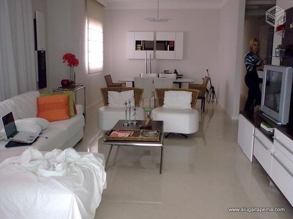 Apartamento 3 Quartos_ Meia Praia _ Vista para mar _ 2 vagas garagem - Foto 7