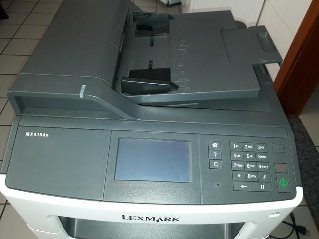 Multifuncional Lexmark MX410DE R$ 800.00 - Foto 2
