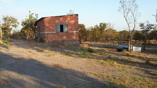 Vendo/Troco chacara na estrada de chapada, R$ 135.000,00 (Pego carro e casa) - Foto 4