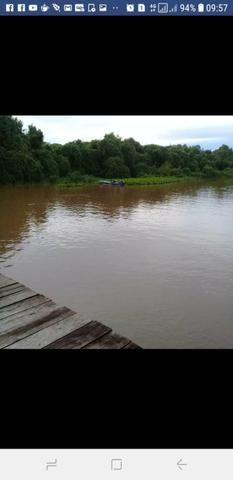 Vendo uma linda chácara beira rio - Foto 6