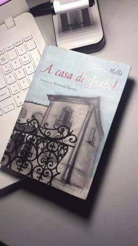 LIVRO - A Casa de Isabel