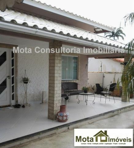 Mota Imóveis - Centro de Araruama Linda Casa 3 Qts com Piscina eÁrea Gourmet. CA-393 - Foto 3