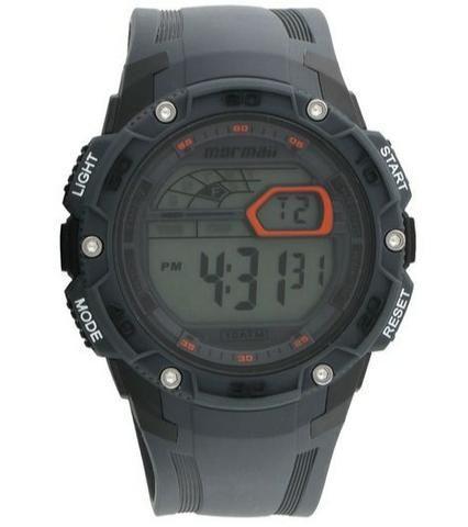Relógio Mormaii Wave Masculino Cinza Mo9670ac/8c