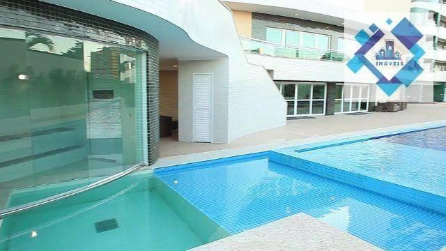 Apartamento com 3 dormitórios à venda, 164 m² por R$ 1.100.000,00 - Guararapes - Fortaleza - Foto 12