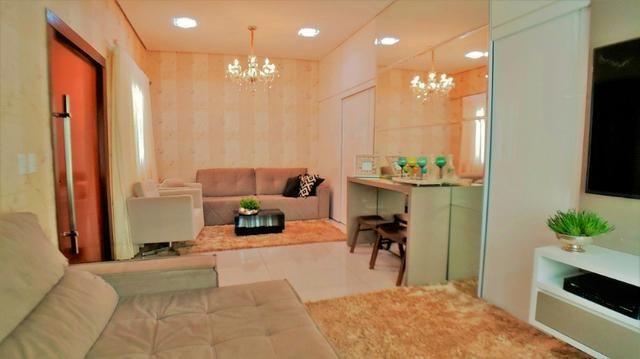 Sobrado 4 Suítes + Escritório, 319 m² c/ armários e lazer na 307 Sul - Foto 3