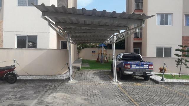 Apartamento 61m² com 3 quartos e 2 vagas Cajazeiras - Foto 19