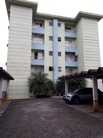 Apartamento à venda com 2 dormitórios em Vila nova, Joinville cod:V31615